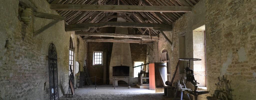 la grande forge de buffon une forge mus e un monument. Black Bedroom Furniture Sets. Home Design Ideas