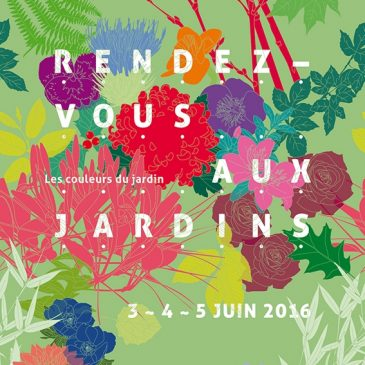 We du 4 et 5 juin : Rendez-vous Jardins