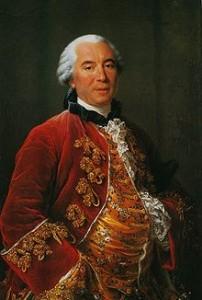 Portrait de Buffon par Drouais 1761