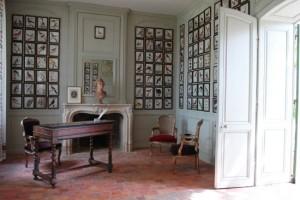 cabinet travail de Buffon à Montbard